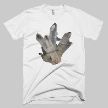 T-shirt Tuesday! The all new Quartz T-shirt for Women