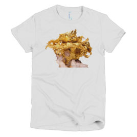 Gem T-Shirt – Native Gold #2 (Womens)