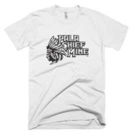 Designer T-Shirt: Pala Chief Mine (Mens/Unisex)