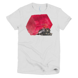 Gem T-Shirt – Rhodochrosite (Womens)