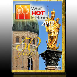 What's Hot In Munich: 2013 DVD