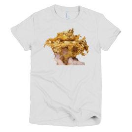 Gem T-Shirt – Native Gold #2 (Womens)