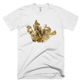 Gem T-Shirt – Native Gold (Mens/Unisex)