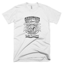 Designer T-Shirt: Gemstone Lager (Mens/Unisex)