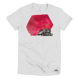 Gem T-Shirt – Rhodochrosite (Womens)