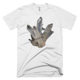 Gem T-Shirt – Quartz (Mens/Unisex)